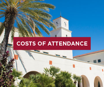 Costs of Attendance