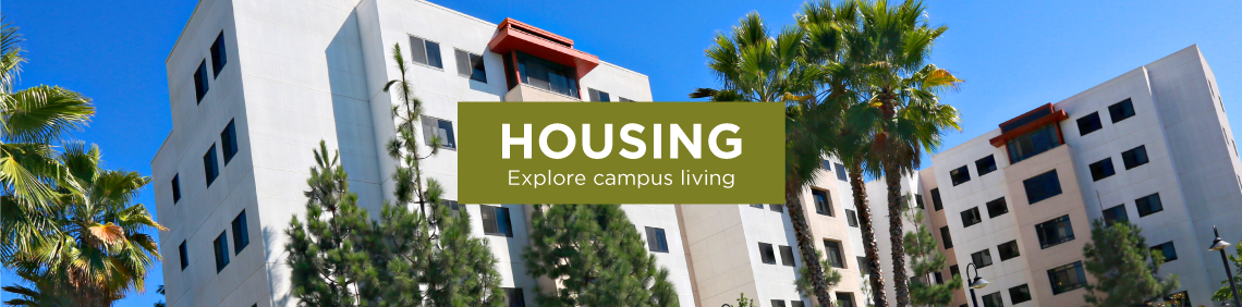 Explore campus living.