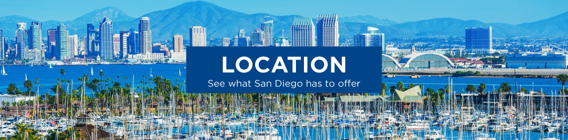 See what San Diego has to offer.