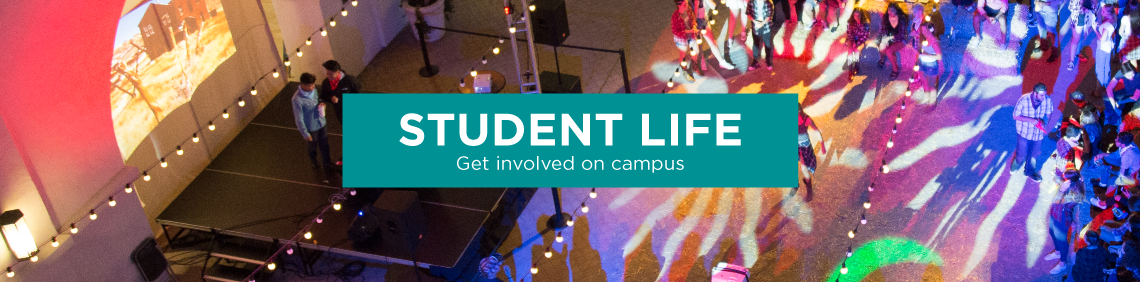 Check out our student life.
