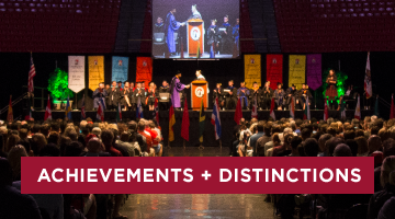 Achievements and Distinctions