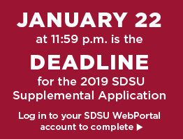 Submit the Supplemental Application by January 22, 2019