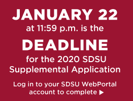 Submit the Supplemental Application by January 22, 2020