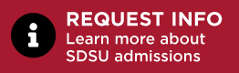 Want to learn more about SDSU? Request Information now!
