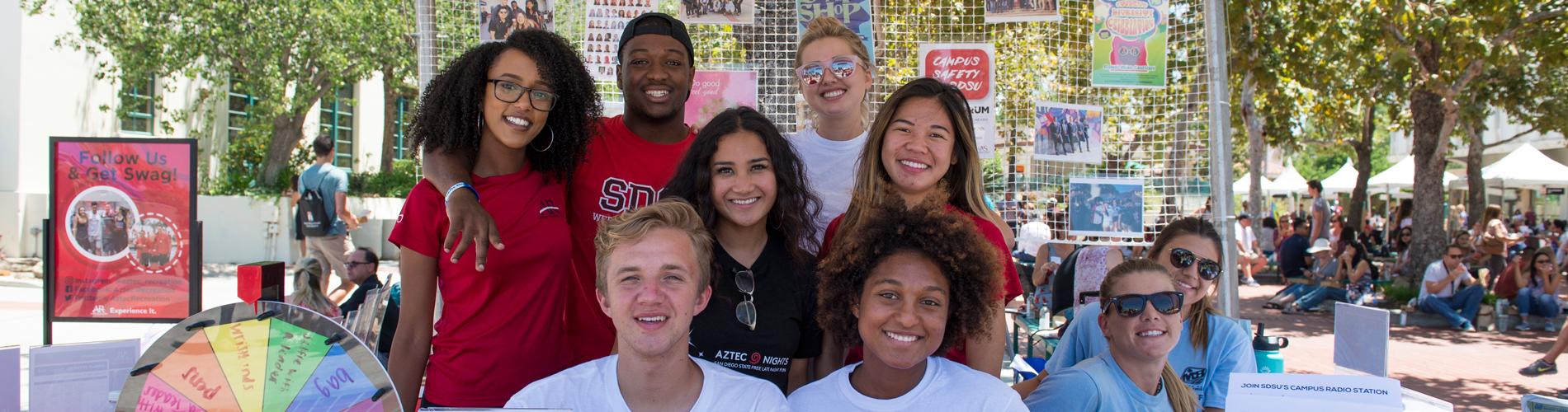 SDSU Students